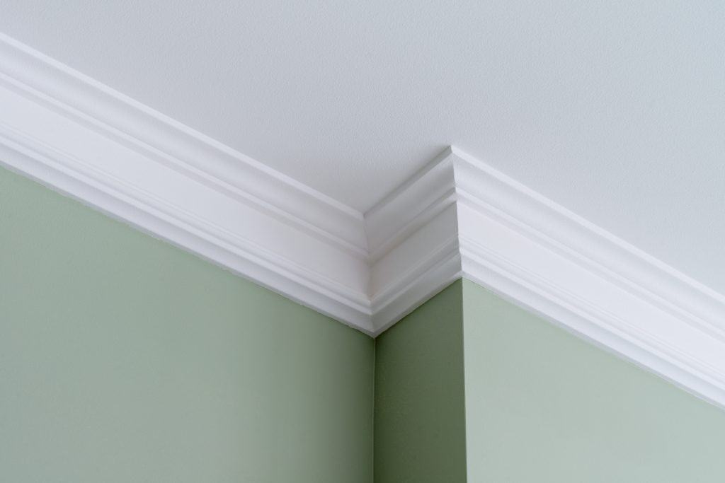 Crown Molding As A Baseboard
