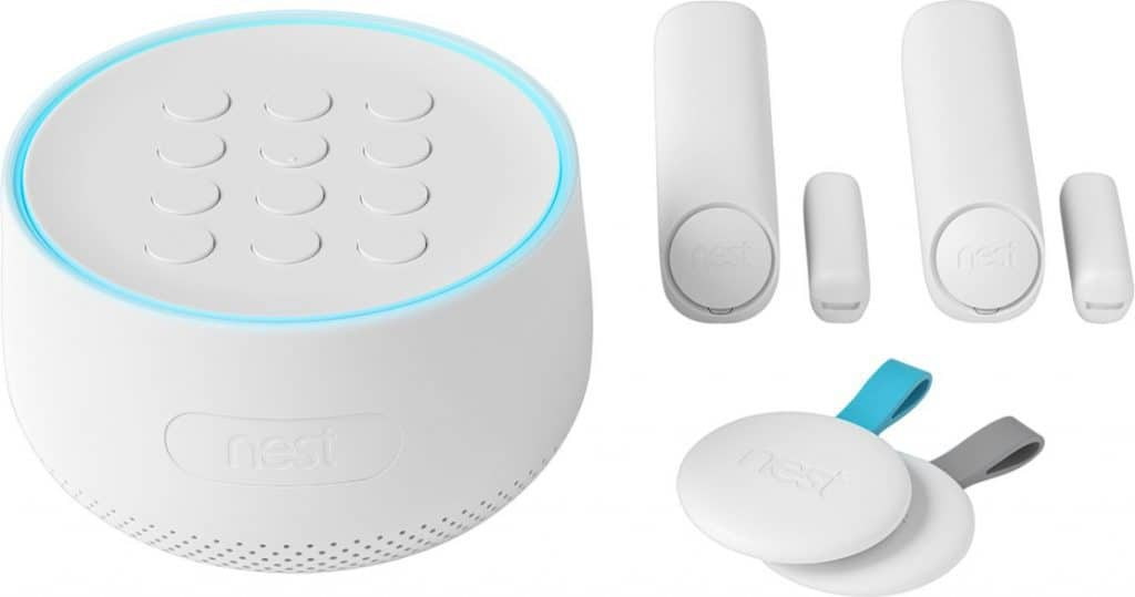 Google Nest Secure Alarm