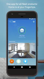 Nest Home App