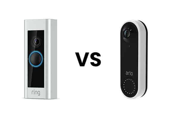 Ring VS Arlo Doorbells