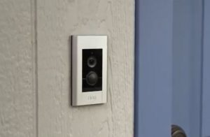 The Ring Video Doorbell Elite and Pro