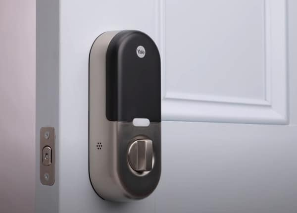 Nest Yale Door Lock