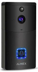 AUNEX Video Wireless Doorbell