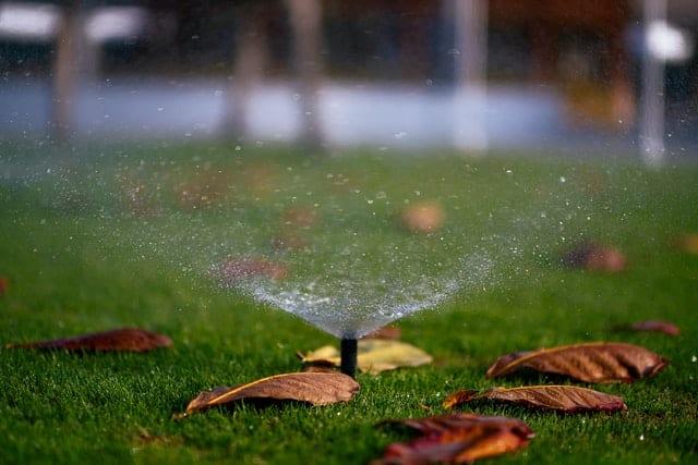 Build Your Own Sprinkler System
