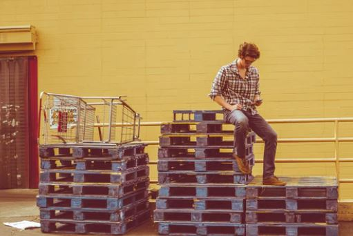 Grocery Store Pallets
